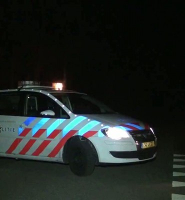 Overval op bungalowpark