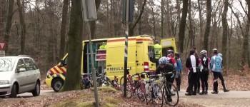 Wielrenner zwaargewond bij botsing in Velp