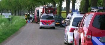 Bestuurster ernstig gewond na ongeval in Terborg
