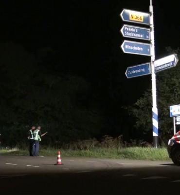 Voetganger verongelukt na ongeval in Zuidwending