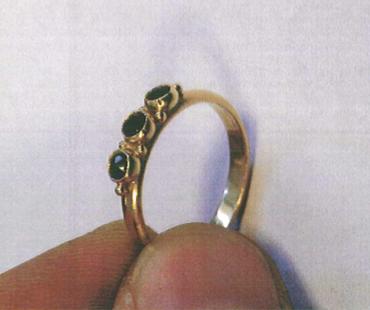 Gezocht – Eigenaar aangetroffen ring gezocht