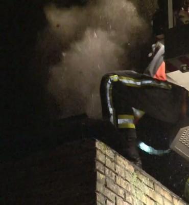 Twee schoorsteenbranden binnen 40 minuten in Haren