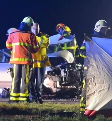 Dode en twee gewonden bij ongeval in Hengelo