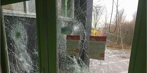 Almere – Gezocht – Vernieling ruiten school