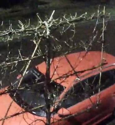 Breda – Gezocht – poging diefstal uit auto