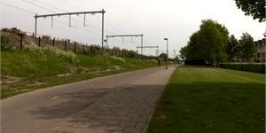 Almere – Gezocht – Diefstal met geweld op straat