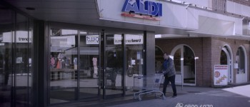 Roosendaal – Gezocht – Gewapende overval op Aldi supermarkt