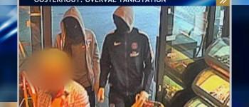 Oosterhout – Gezocht – Jongens overvallen tankstation met mes