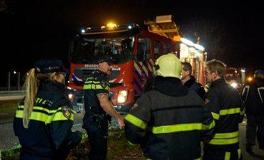 Groningen – Man aangehouden op verdenking van brandstichting