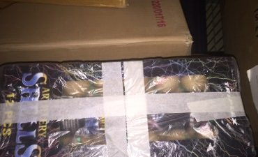 Veldhoven – Politie treft 70 kilo illegaal vuurwerk aan in woning
