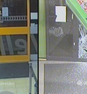 Eindhoven – Gezocht – Gewelddadige poging overval in supermarkt