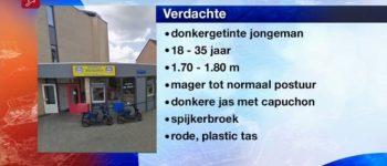 Almere – Gezocht – Snackbar overvallen