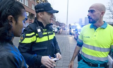 Rotterdam – Passagiers lichtgewond na noodstop tram Rotterdam