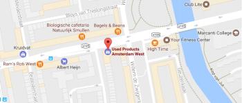 Amsterdam – Gezocht – Getuigen overval winkel gezocht