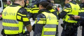 Dordrecht – Politie houdt man met vuurwapen aan in Dordrecht