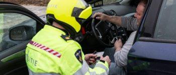 Rotterdam – Hoop mis bij verkeerscontrole Strevelsweg Rotterdam