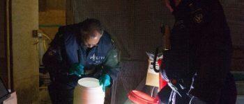 Neede – Arrestaties na ontdekking drugslab