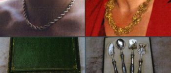 Utrecht – Gezocht – Kostbare spullen gestolen bij inbraken