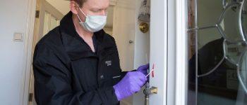 Appingedam – Inbreker meldt zich bij de politie
