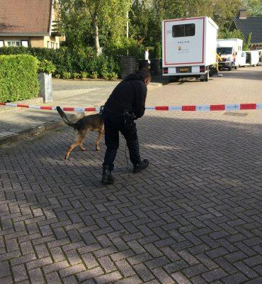 Dronrijp – Gezocht – Politie onderzoekt schietincident Dronrijp