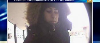 Tilburg – Gezocht – Vrouw pint met gestolen bankpas