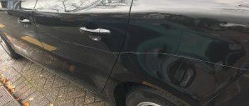 Schiedam – Autokrasser Schiedam: meer dan 50 autobezitters Tuinlaan slachtoffer