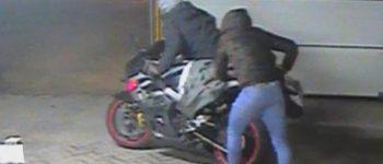 Voorburg – Gezocht – Diefstal motorfietsen Voorburg