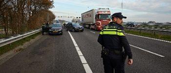 Rotterdam – Dode en gewonde na ongeval A16 bij Van Brienenoordbrug