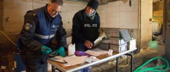 Haulerwijk – Drie aanhoudingen na ontdekken drugslab