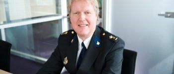 Nederland – Gery Veldhuis politiechef Eenheid Noord-Nederland