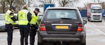 Hoek van Holland, Maassluis, Wijngaarden en Alblasserwaard – Acht bestuurders in de olie tijdens alcoholcontrole