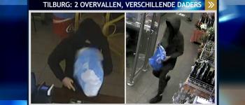 Tilburg – Gezocht – Twee overvallen binnen een week