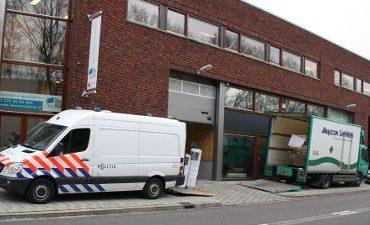 Zwijndrecht – Politie en partners pakken growshop Zwijndrecht aan