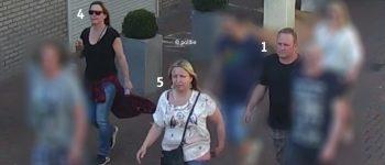 Hilversum – Gezocht – Aanhangers Feijenoord mishandelen supporter Ajax in Hilversum