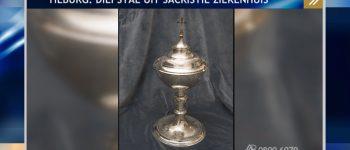 Tilburg – Gezocht – Diefstal uit sacristie