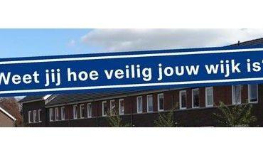 Regio Den Haag – Weet u hoe veilig uw wijk is?