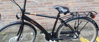 Gezocht – Verdachten heling aangehouden. Wie herkent zijn fiets?
