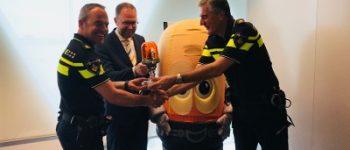 Gouda e.o – Harm Alarm bokaal uitgereikt in Gouda