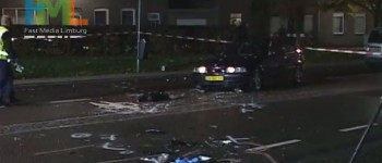 Ongeval Scooter Kerkrade 18-11-2012