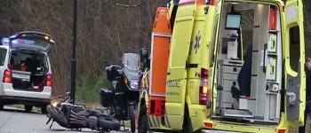 Dodelijk ongeval motorrijder Oss.mp4