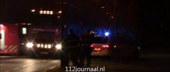 Zeer grote brand bij verpakkingsbedrijf Seerden Houtgroup in Nuenen
