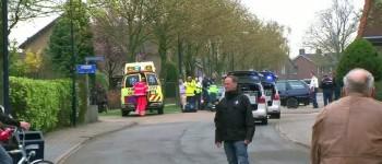 Bestuurster van brommer geschept door  auto in Wehl