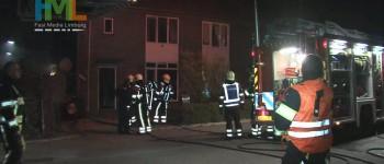 Woning in Cadier en Keer zwaar beschadigd na brand