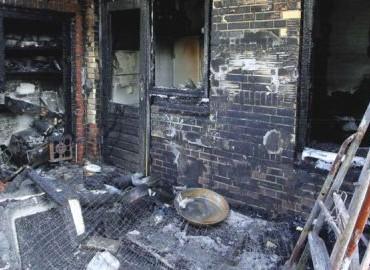 Gezocht – In brand steken woning