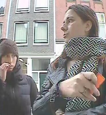 Gezocht – Dames bestelen vrouw bij Dirk van den Broek Bilderdijkstraat