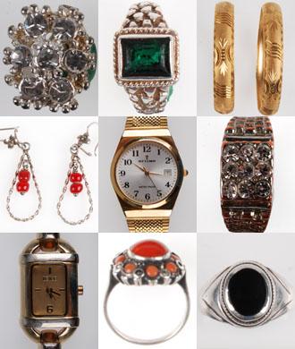 Gezocht – Van wie zijn deze sieraden en horloges?