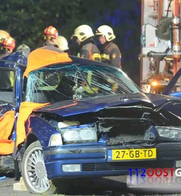 Twee gewonden na ongeval in bebouwde kom Lochem