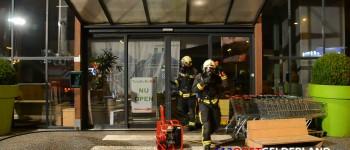 Kleine brand in tuincentrum Zutphen