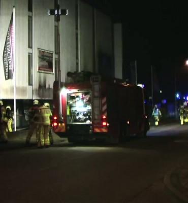 Brandweer voorkomt  grote brand bij meubelzaak in Doetinchem