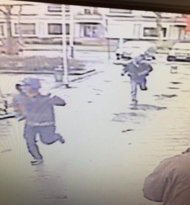 Enschede – Gezocht – Enschede: overval ter Stal